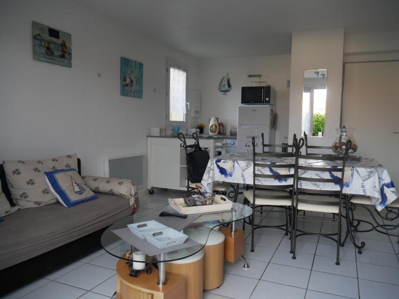 Sale house / villa St vincent sur jard 156000€ - Picture 2