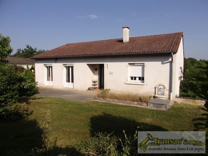 Sale house / villa Peschadoires 212000€ - Picture 1