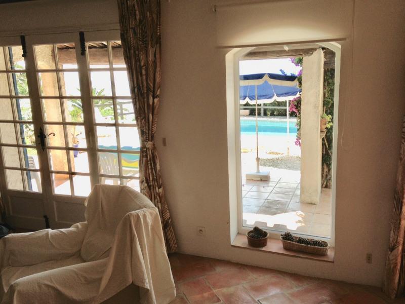 Short-term rental house / villa Les issambres 1627€ CC - Picture 16