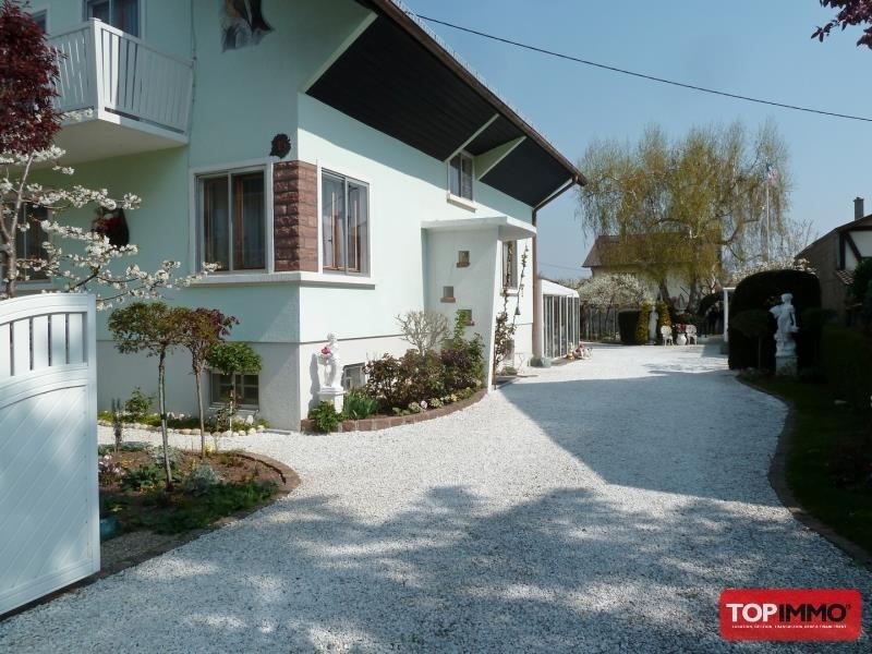 Sale house / villa Wittelsheim 270000€ - Picture 2