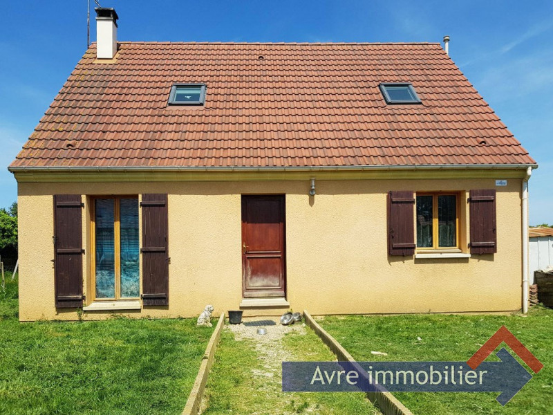 Vente maison / villa Verneuil d'avre et d'iton 157500€ - Photo 6