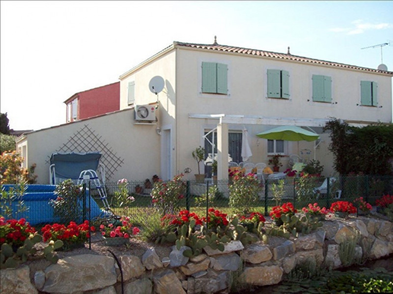 Sale house / villa Aigues mortes 282 000€ - Picture 1