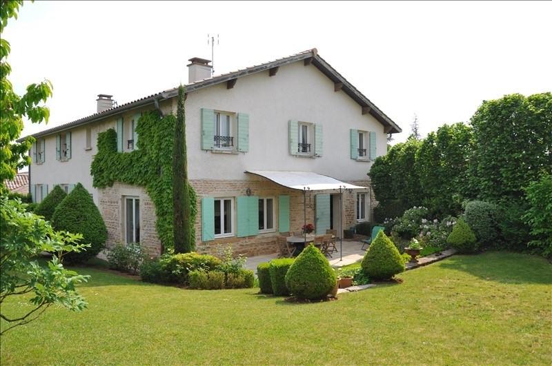 Vente de prestige maison / villa Pommiers 580000€ - Photo 2
