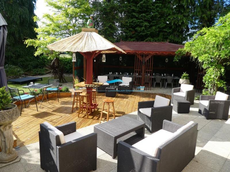 Deluxe sale house / villa Mellac 567000€ - Picture 5