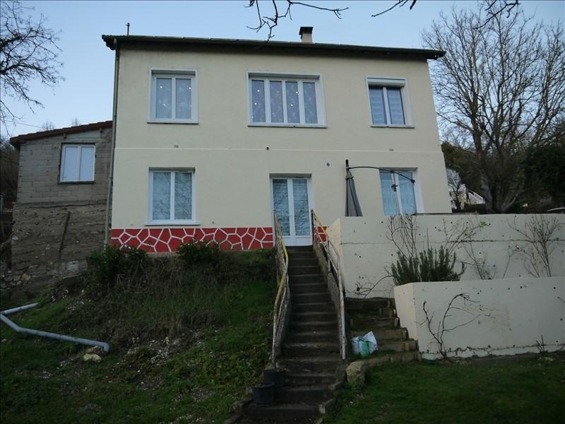 Revenda casa Mousseaux sur seine 238000€ - Fotografia 2