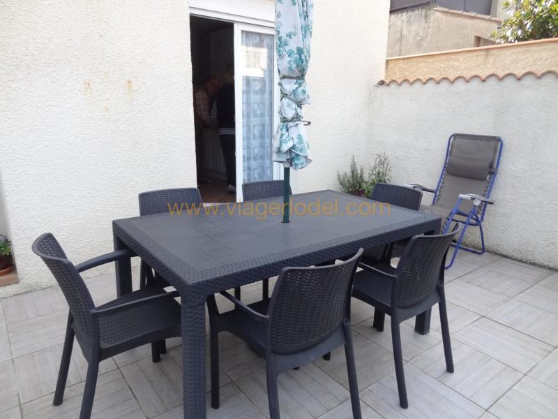 Vitalicio  casa Béziers 85000€ - Fotografía 4
