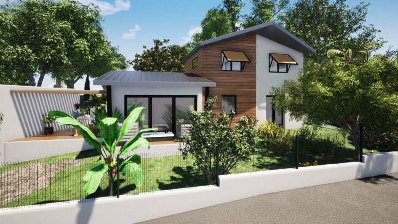 Vente maison / villa La saline 358500€ - Photo 1