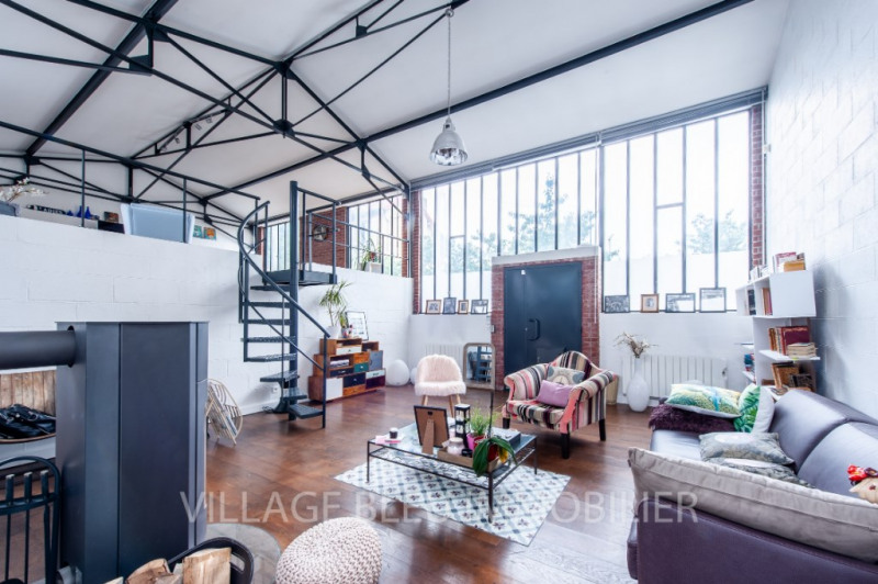 Deluxe sale loft/workshop/open plan Rueil malmaison 910 000€ - Picture 4