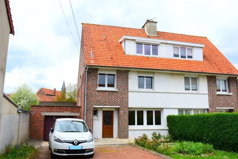 Vente maison / villa Aire sur la lys 136500€ - Photo 1