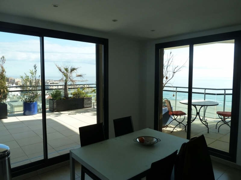 Deluxe sale apartment Canet plage 485 000€ - Picture 2