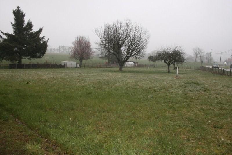 Vente terrain Les abrets 64000€ - Photo 1