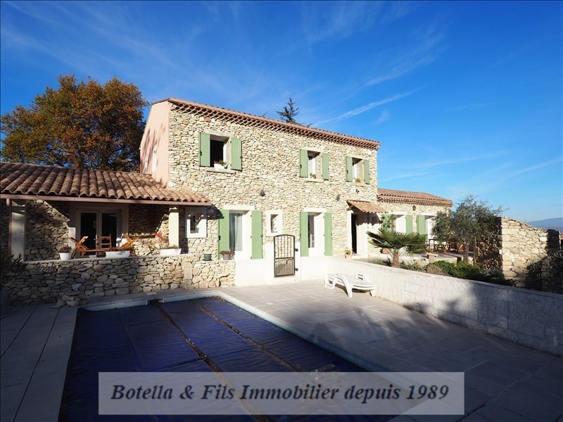 Vente de prestige maison / villa St martin d ardeche 690000€ - Photo 16