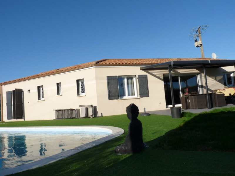 Sale house / villa Medis 337600€ - Picture 1