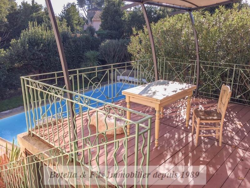 Verkoop van prestige  huis Uzes 537000€ - Foto 2