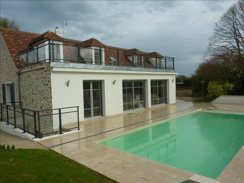 Deluxe sale house / villa Montfort l amaury 1295000€ - Picture 3