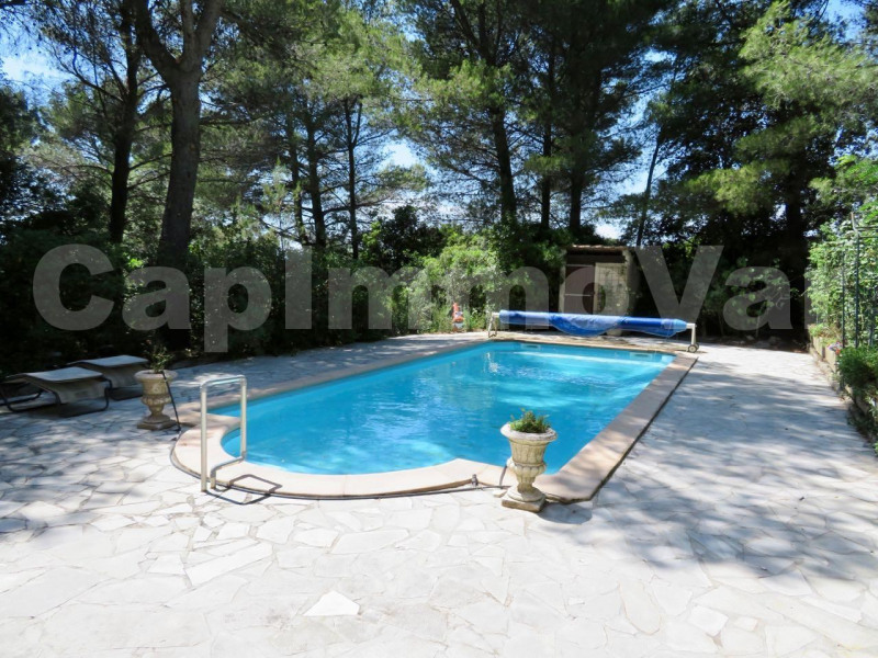 Vente maison / villa Le beausset 465 000€ - Photo 3
