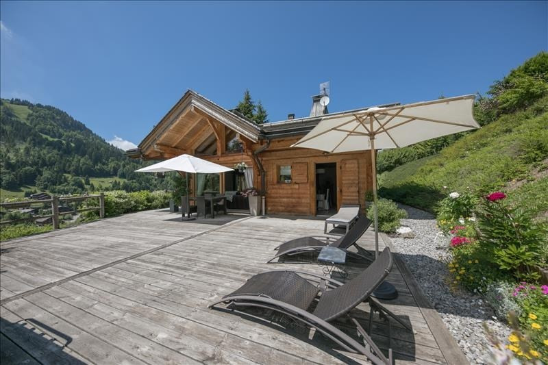 Vente maison / villa La clusaz 1 320 000€ - Photo 2
