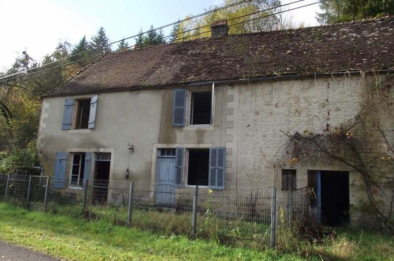 Sale house / villa Secteur recey s/ource 14000€ - Picture 9