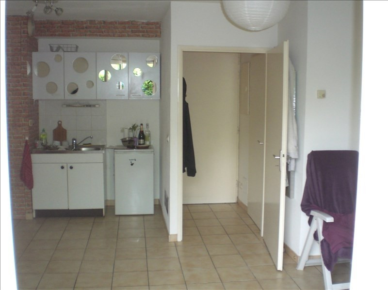 Rental apartment Prevessin-moens 595€ CC - Picture 3