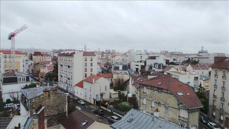 Location appartement Asnieres sur seine 990€ CC - Photo 1