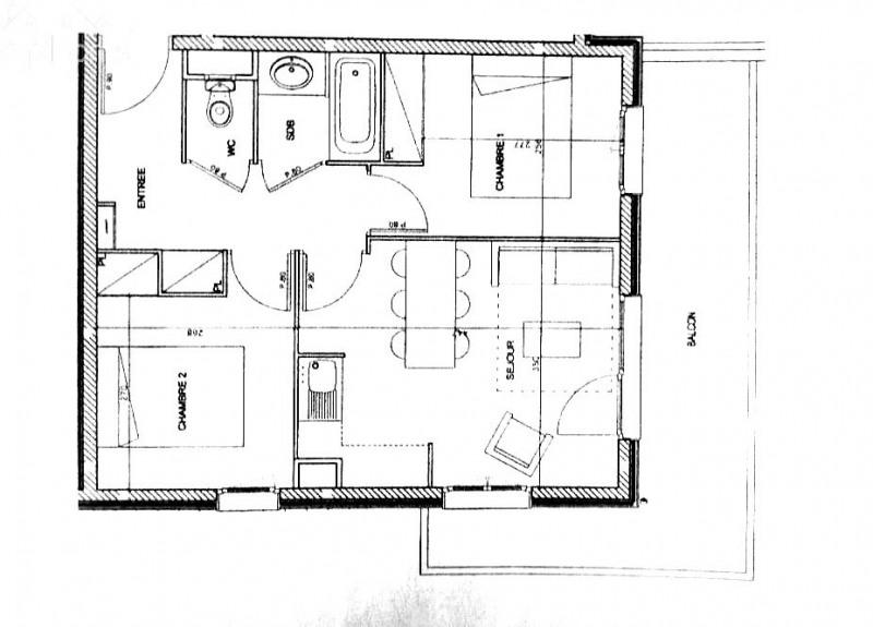 Vente appartement Saint gervais les bains 220000€ - Photo 17