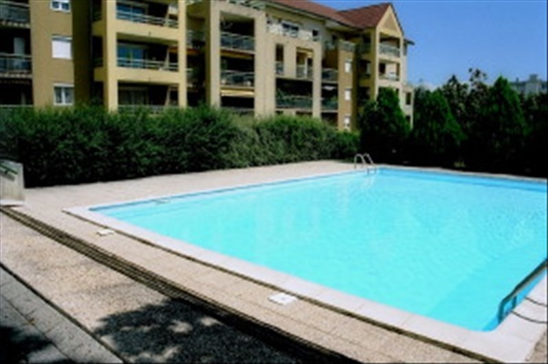 Rental apartment Ferney voltaire 825€ CC - Picture 1