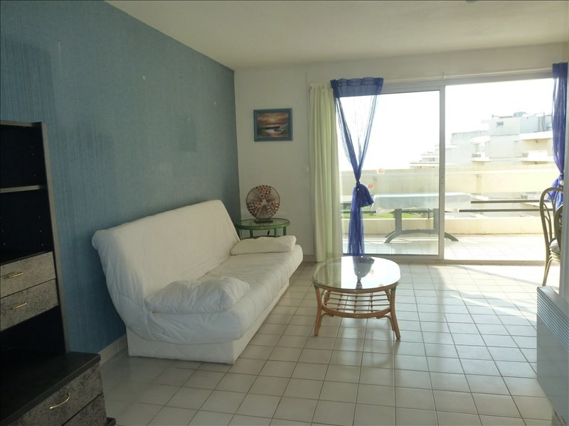 Sale apartment Canet plage 190 000€ - Picture 3
