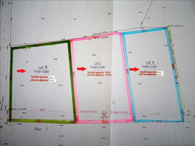 Verkauf grundstück Bueil 75000€ - Fotografie 3