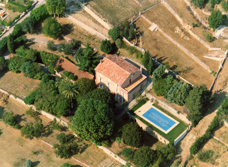 Deluxe sale house / villa Tourrettes 595 000€ - Picture 1