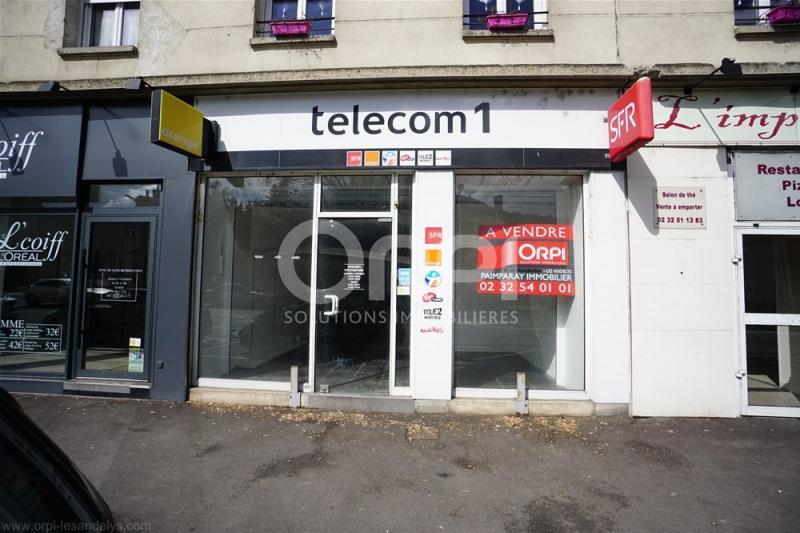 Location local commercial Les andelys 1880€ CC - Photo 4