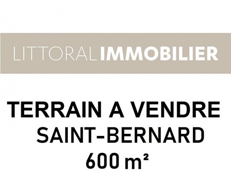 Venta  terreno Saint bernard 160500€ - Fotografía 1