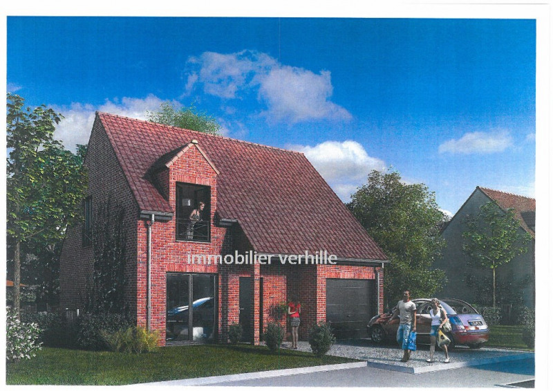 Sale building Fleurbaix 290 000€ - Picture 1