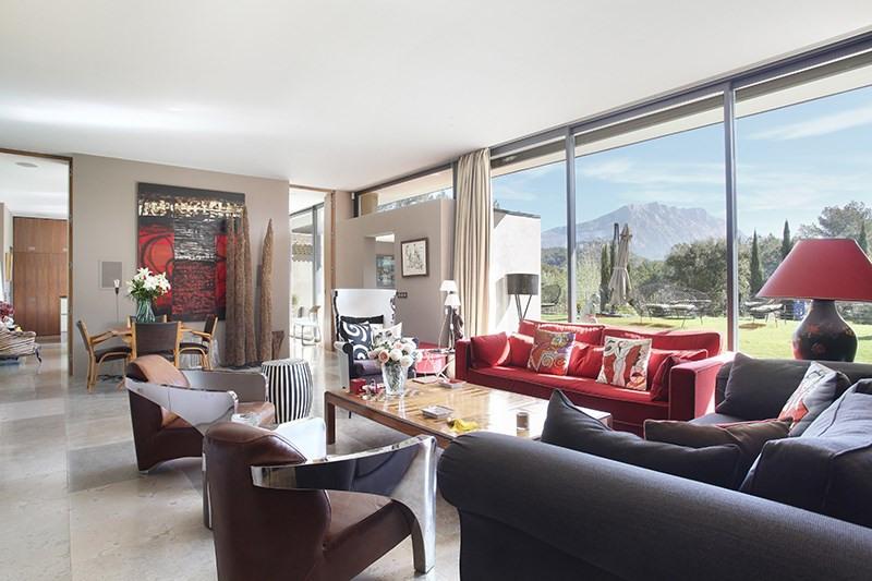 Verkauf von luxusobjekt haus Aix en provence 3900000€ - Fotografie 2