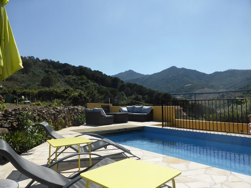 Vacation rental house / villa Collioure 1 396€ - Picture 1