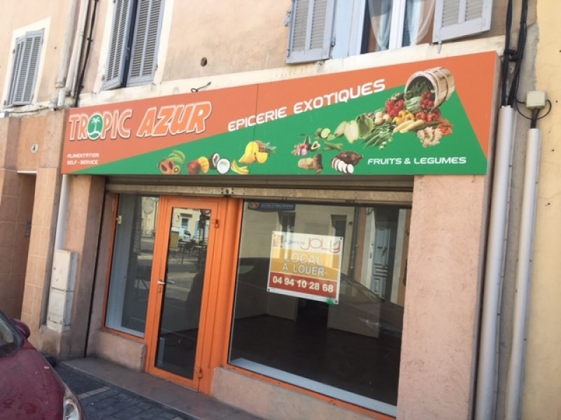 Location local commercial La seyne-sur-mer 350€ +CH - Photo 1