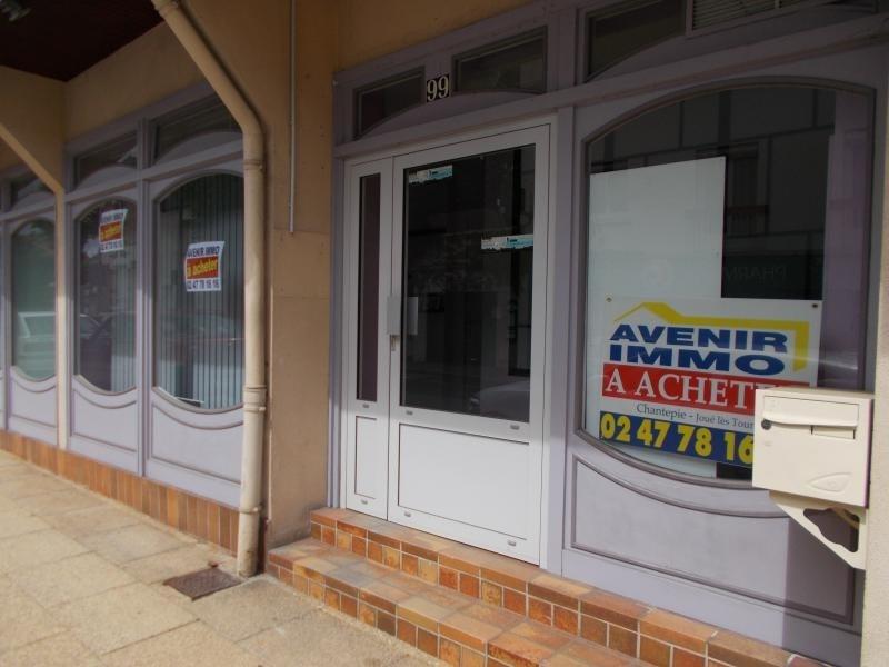 Vente local commercial Joue les tours 45000€ - Photo 1