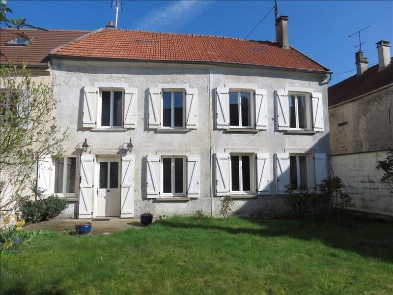 Vente maison / villa Chauvry 296000€ - Photo 1