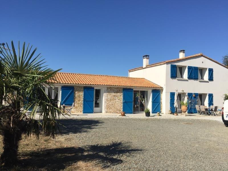 Vente maison / villa Talmont st hilaire 343200€ - Photo 5