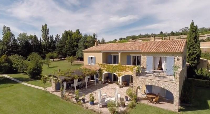 Immobile residenziali di prestigio casa Uzes 1150000€ - Fotografia 2