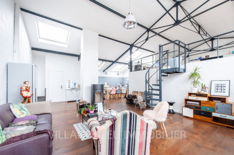 Deluxe sale loft/workshop/open plan Rueil malmaison 910 000€ - Picture 1