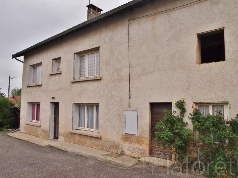 Vente maison / villa Frontonas 349900€ - Photo 1