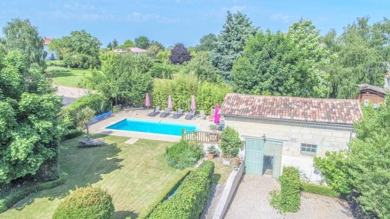 Vente maison / villa St andre de cubzac 509250€ - Photo 2