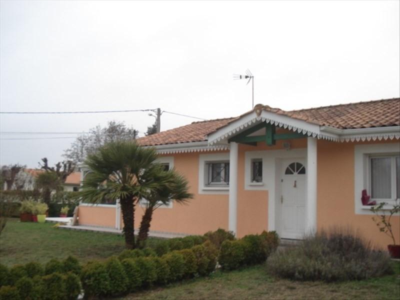 Sale house / villa Castelnau de medoc 346500€ - Picture 1