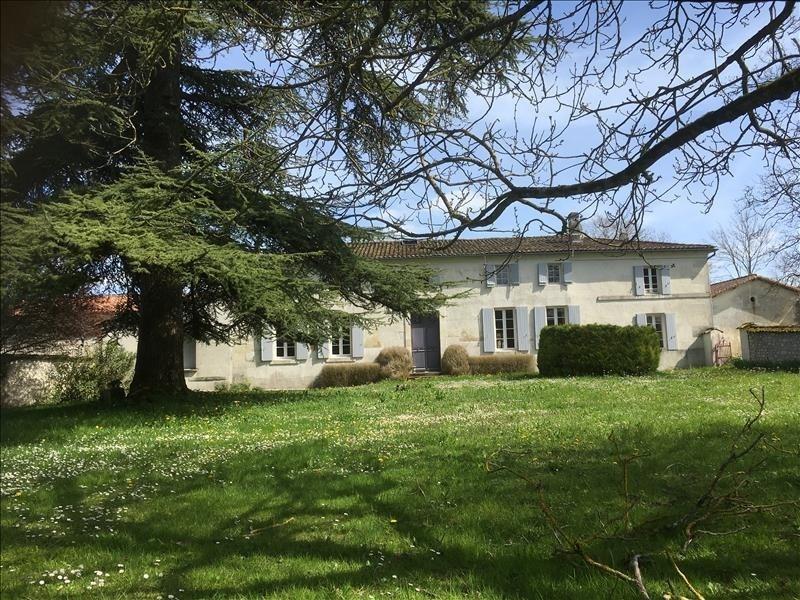 Vente de prestige maison / villa Brives sur charente 577500€ - Photo 1