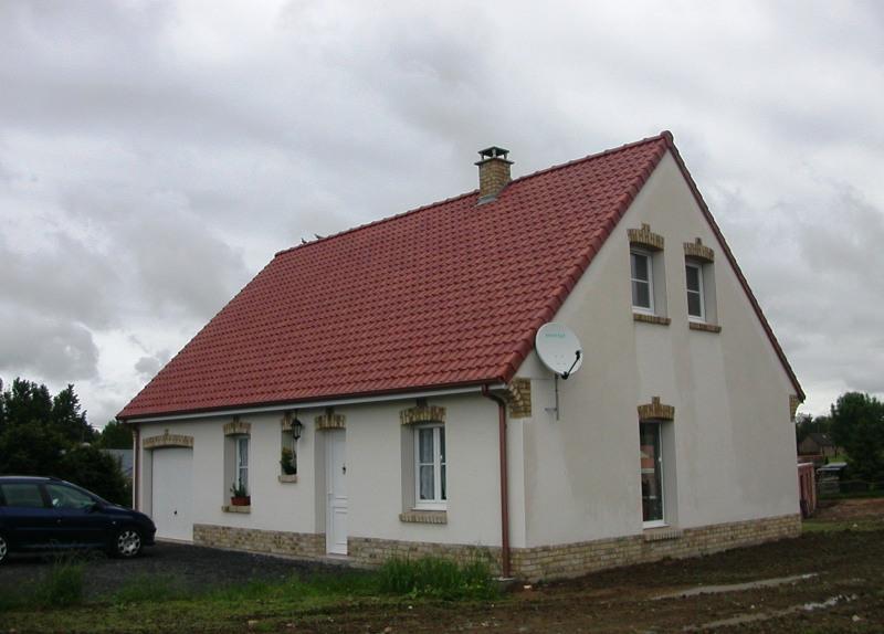 Rental house / villa Verchocq 585€ CC - Picture 1