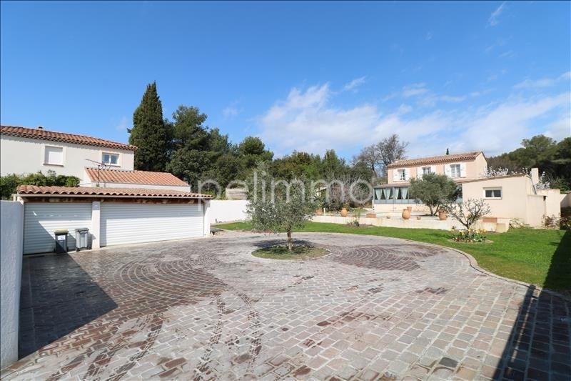 Deluxe sale house / villa La barben 575000€ - Picture 2