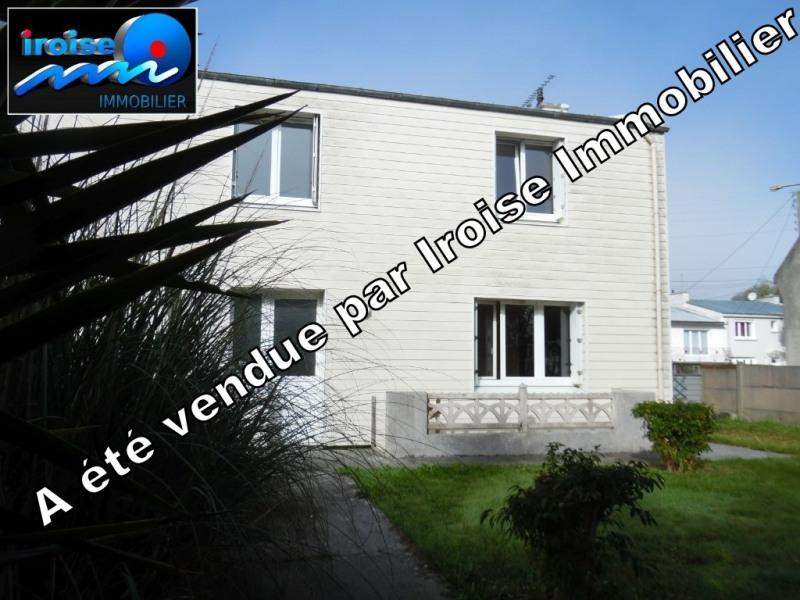 Sale house / villa Brest 159700€ - Picture 1