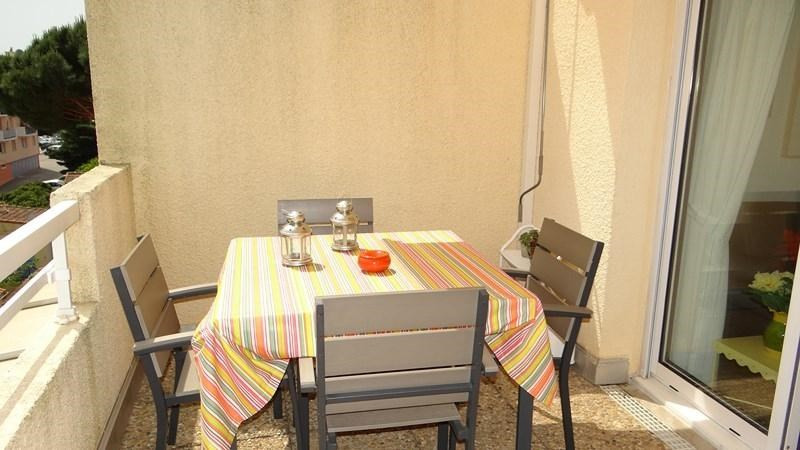 Vacation rental apartment Cavalaire 650€ - Picture 4