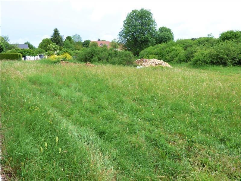 Vente terrain Etaules 147000€ - Photo 1