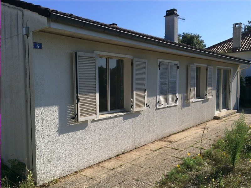 Sale house / villa St vincent sur jard 186 300€ - Picture 5